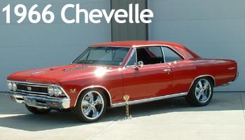 66 Chevelle