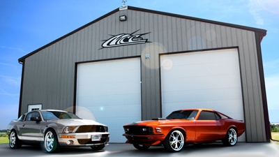 Muscle Car Creations